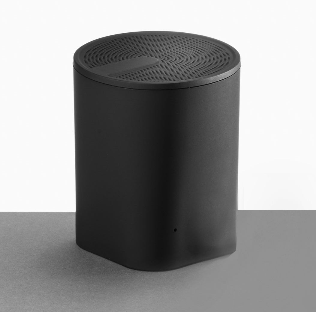 Black Colour Sound Compact Speaker