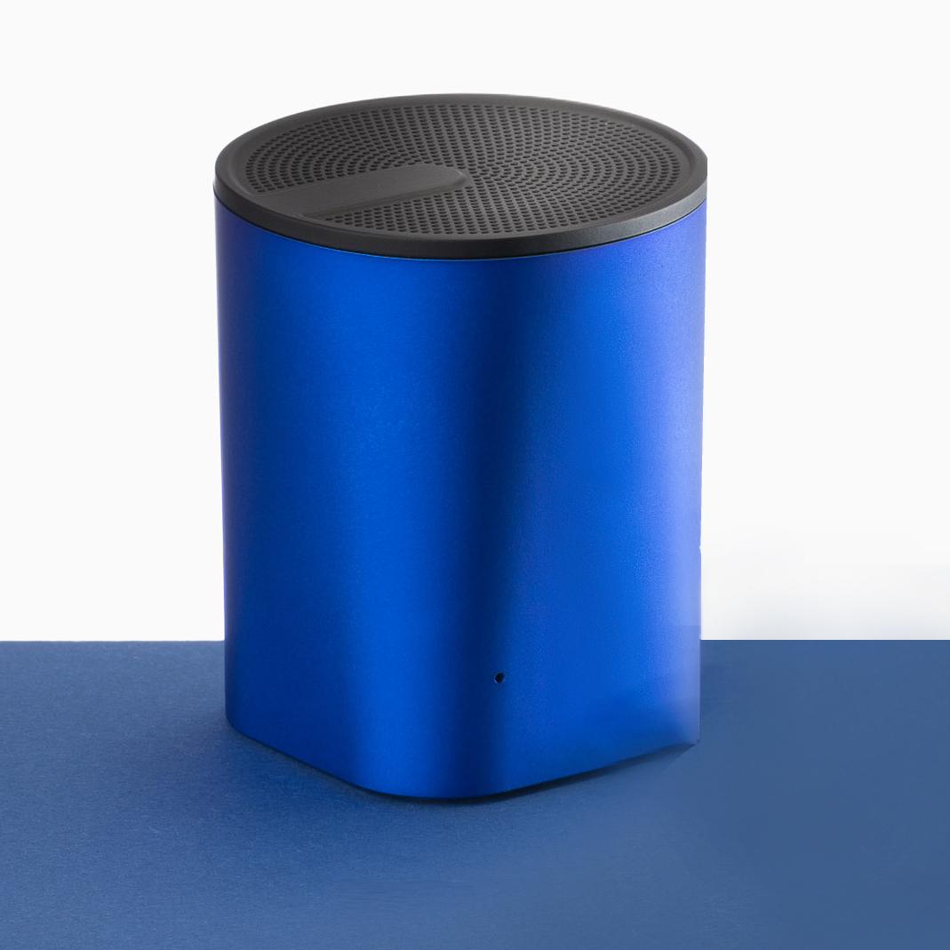 Blue Colour Sound Compact Speaker