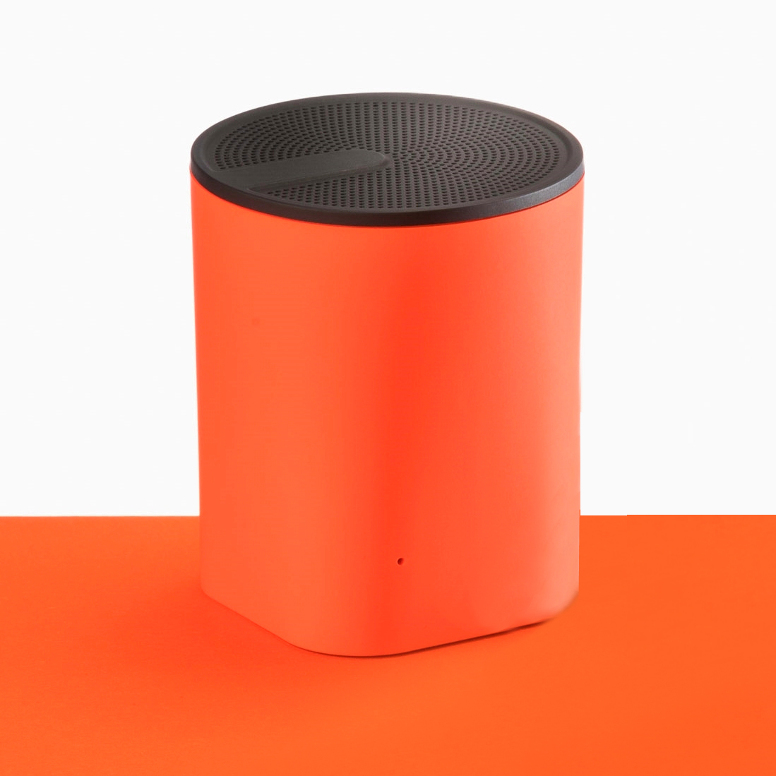 Orange Colour Sound Compact Speaker