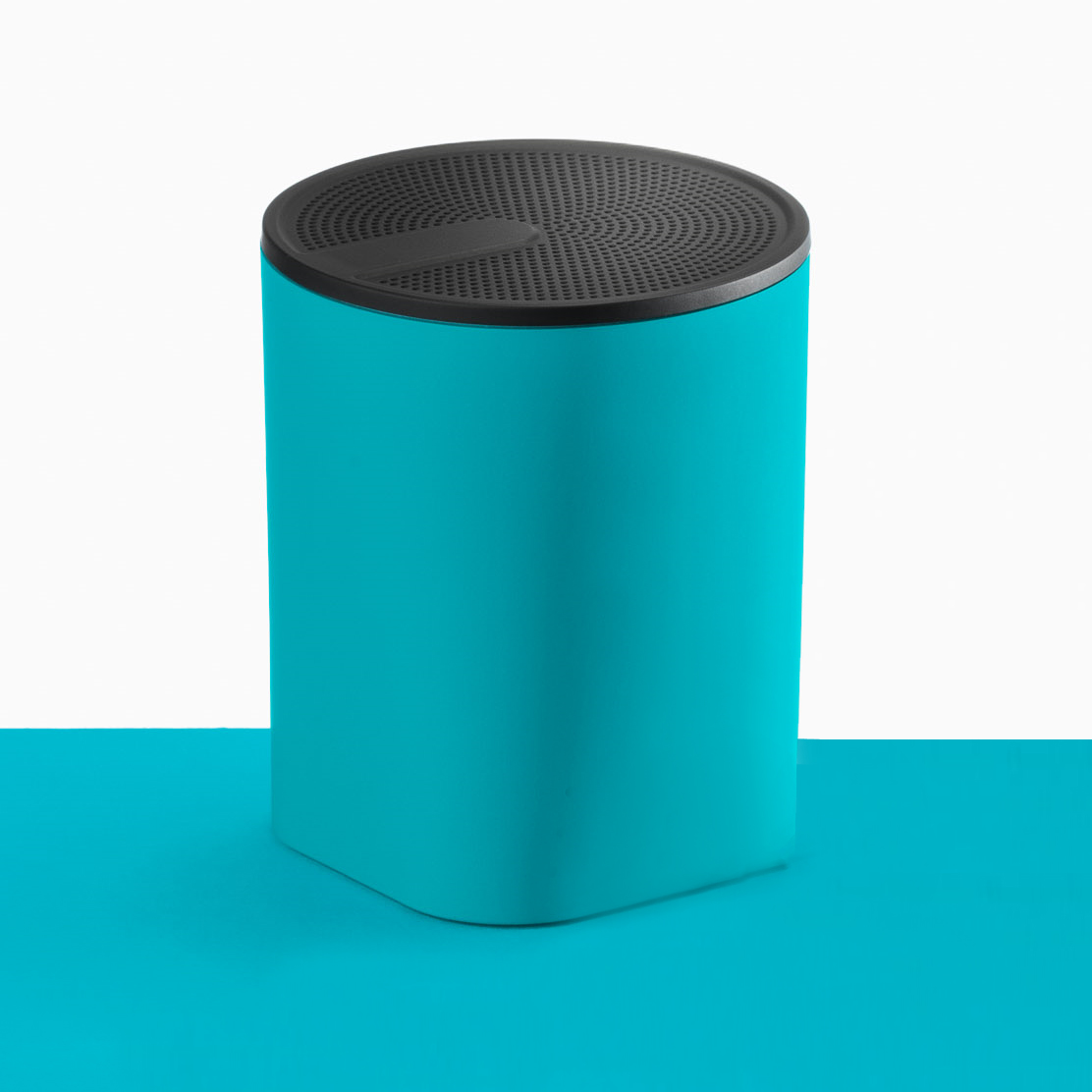Turquoise Colour Sound Compact Speaker