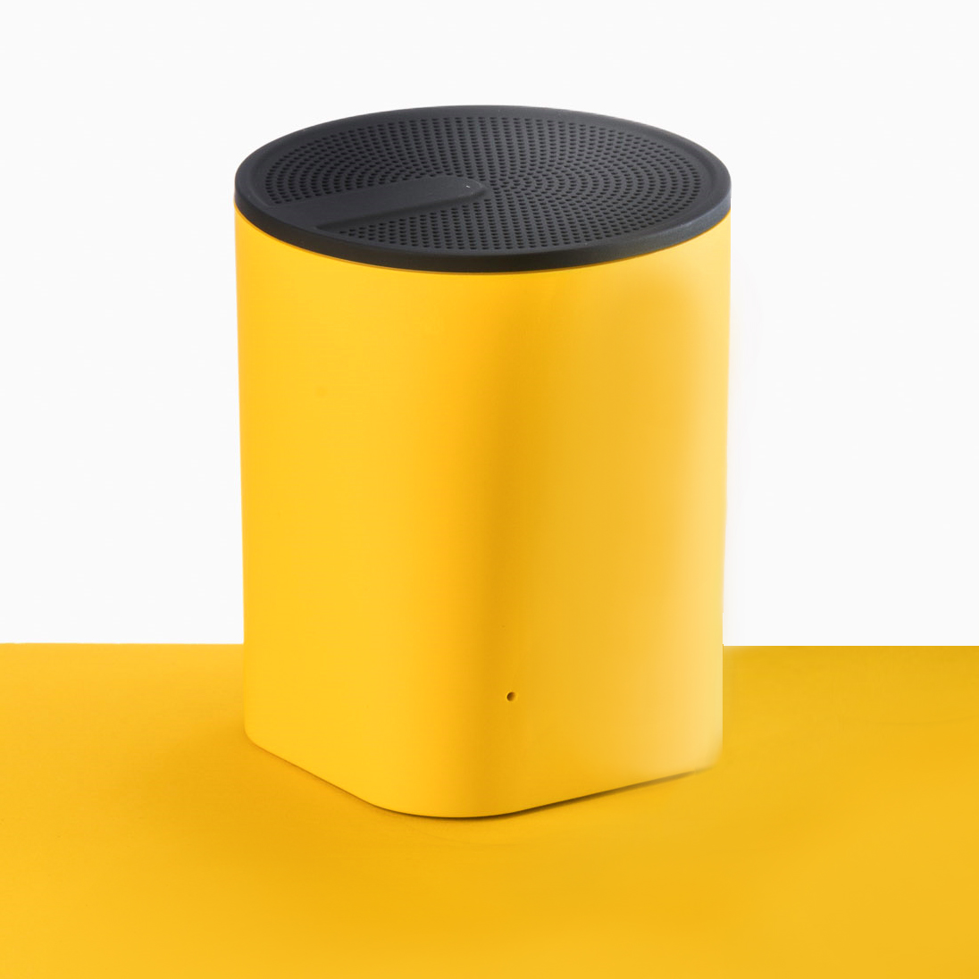 Yellow Colour Sound Compact Speaker