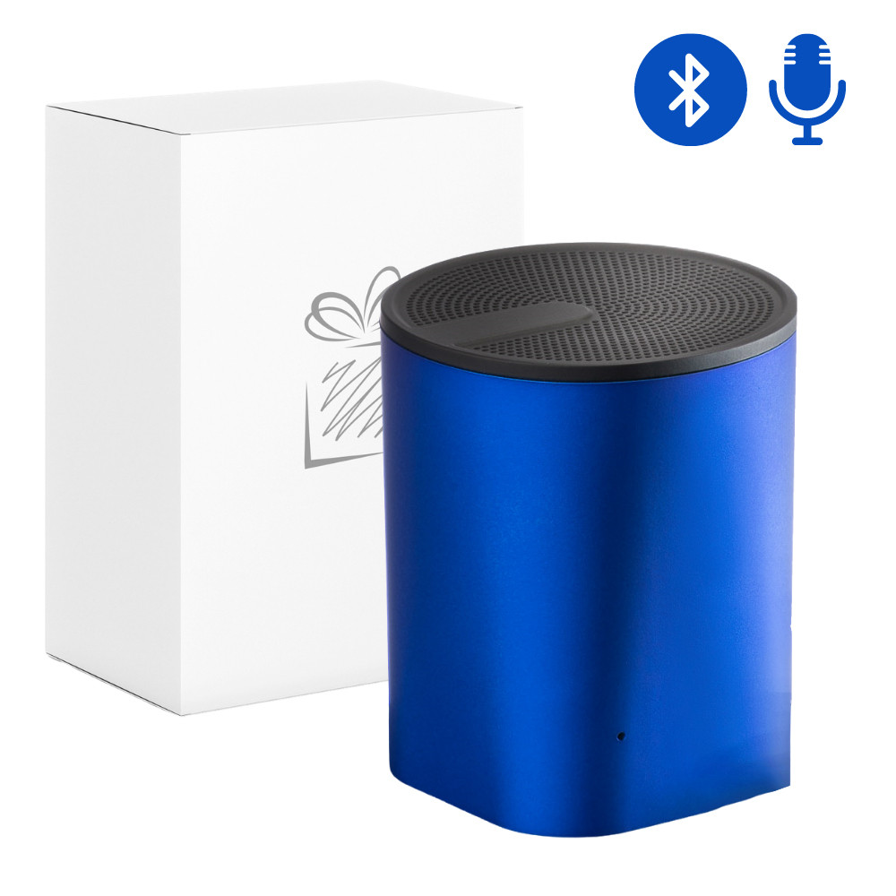 Blue Colour Sound Compact Speaker 2
