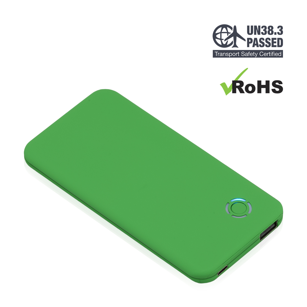Green Power Bank 4000mAh