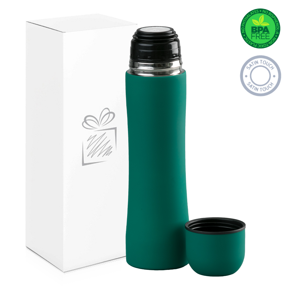 Green Thermos (500ml)