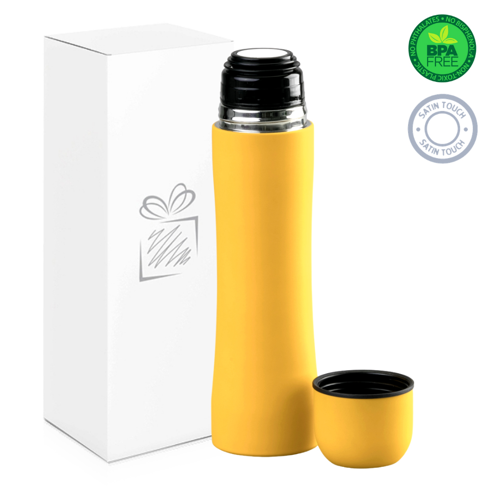 Yellow Thermos (500ml)