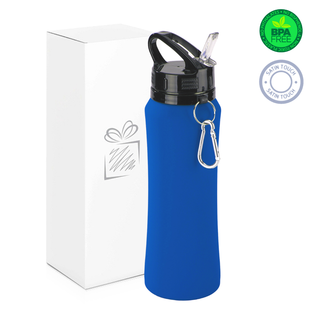Blue 700ml Water Bottle