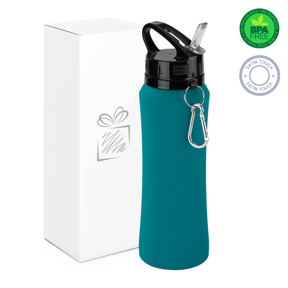Turquoise 700ml Water Bottle